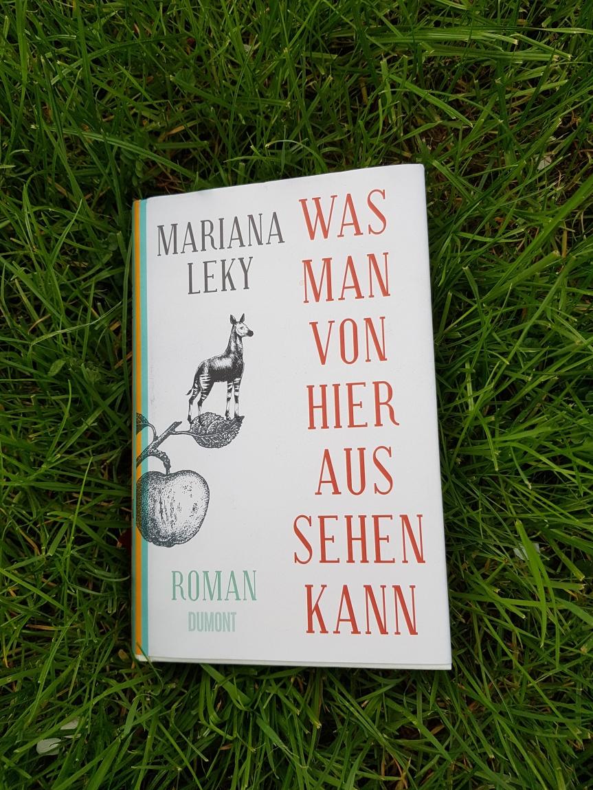 Mariana Leky – Was man von hier aus sehenkann
