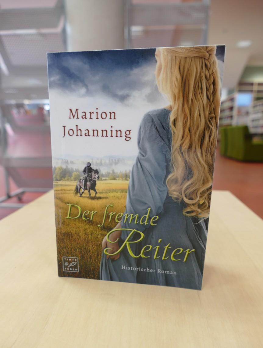 Marion Johanning – Der fremdeReiter