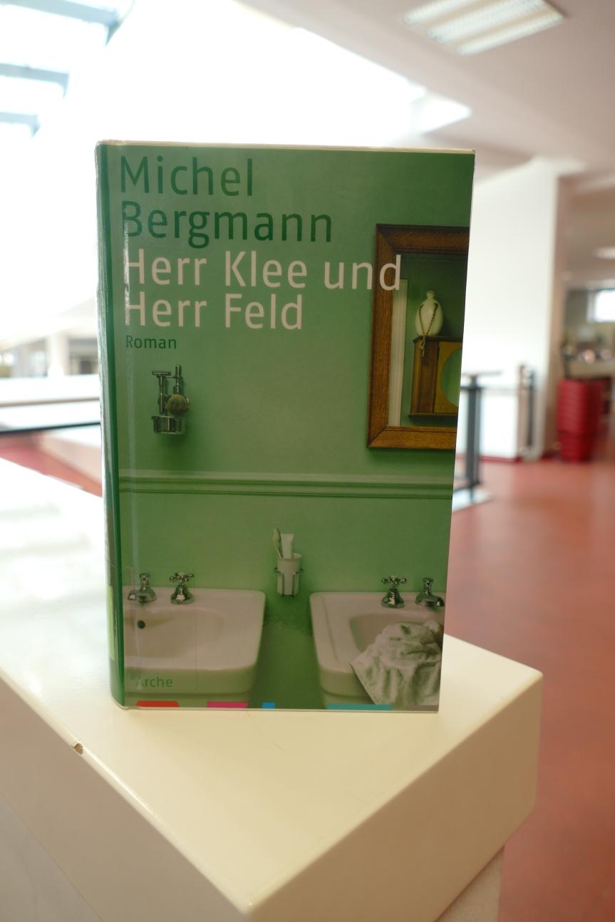Michel Bergmann – Herr Klee und HerrFeld
