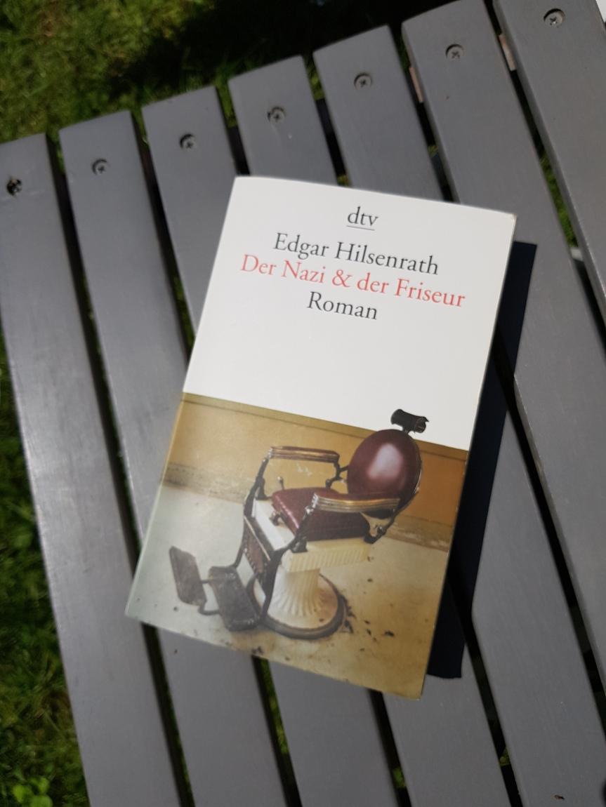 Edgar Hilsenrath – Der Nazi und derFriseur
