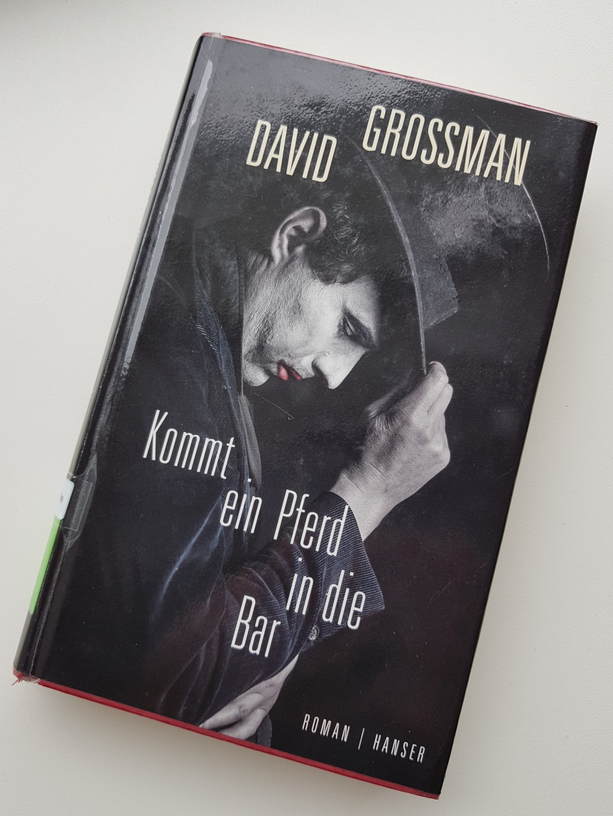 Tietzels Tipp: Kommt ein Pferd in die Bar von DavidGrossman