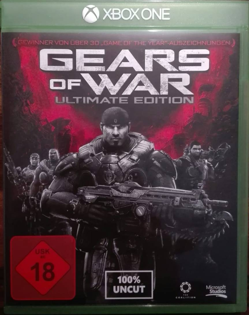 Gears of War – Ultimate Edition