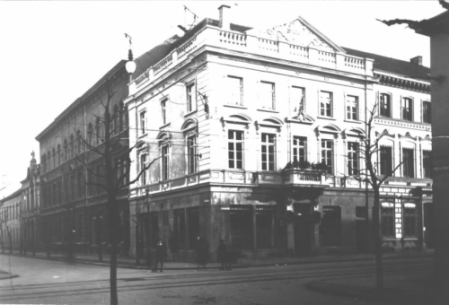10 Jahre Mediothek Krefeld – Festschrift – Eine kleine Gebäudegeschichte