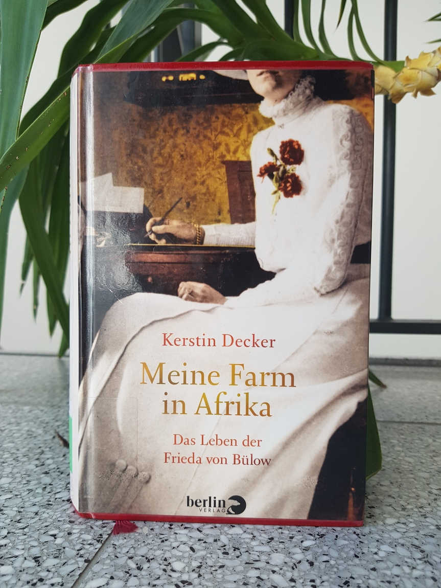 Tietzels Tipp: Meine Farm in Afrika von KerstinDecker