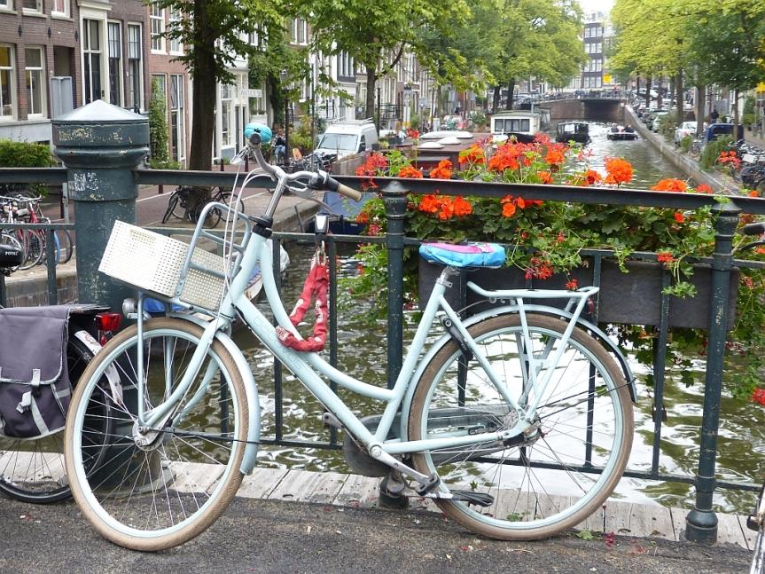 Ein geschenkter Tag inAmsterdam