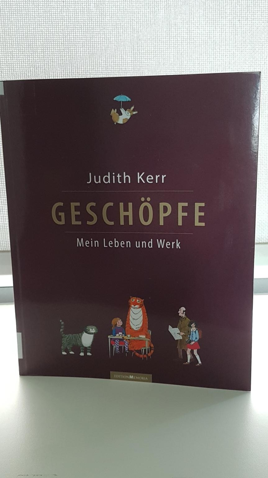 Judith Kerr –Geschöpfe
