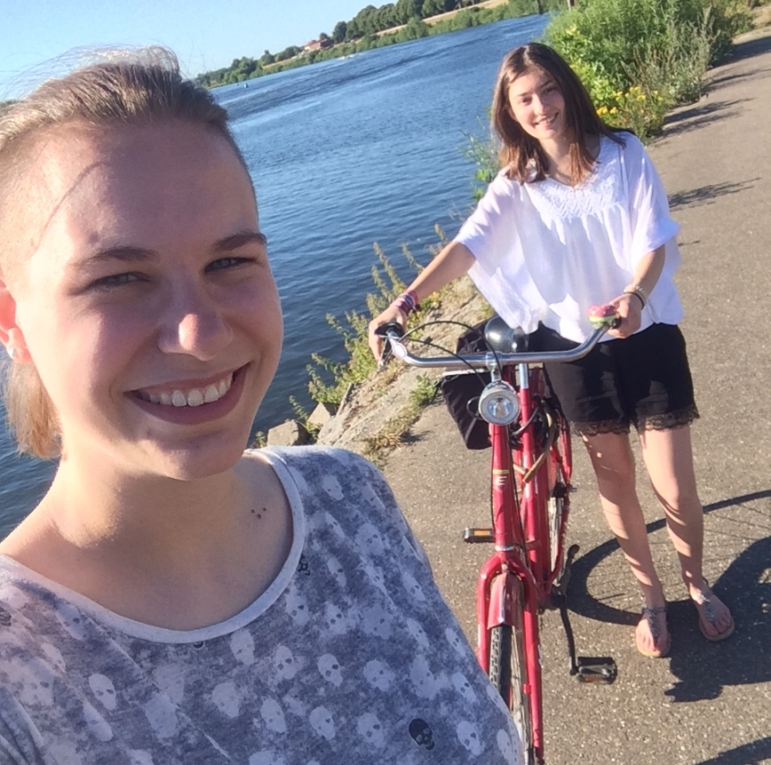 Frieten en Fietsen – Unsere Radtour nachVenlo