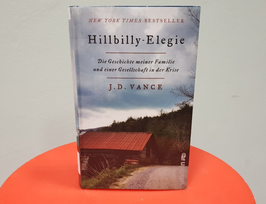 TietzelsTipp: Hillbilly-Elegie von J.D.Vance