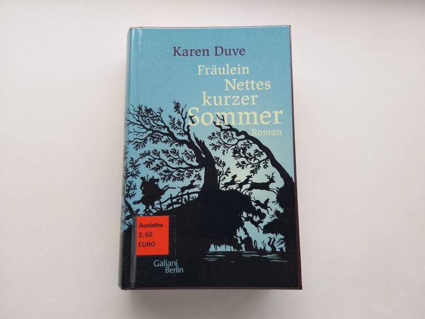 TietzelsTipp: Fräulein Nettes kurzer Sommer von KarenDuve