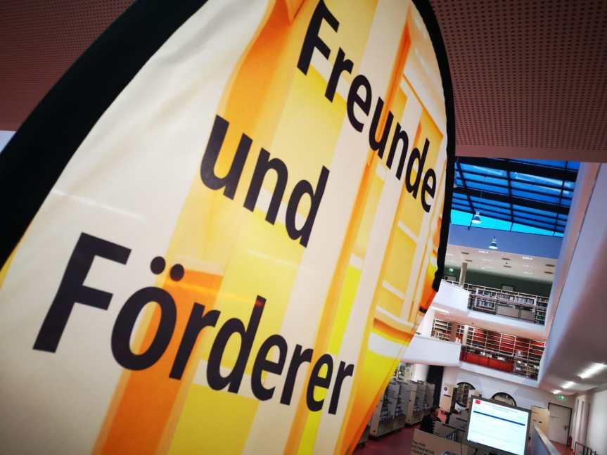 Die Freunde und Förderer der Mediothek Krefelde.V.