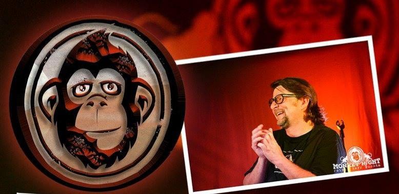 Monkey Night oder wieso man zum Lachen in den Kellergeht