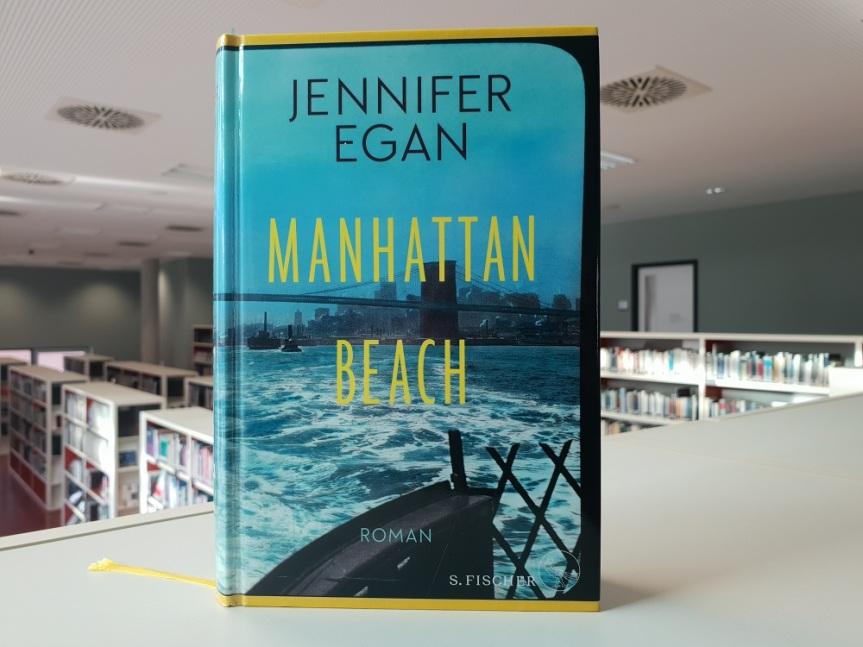 TietzelsTipp: Manhattan Beach von JenniferEgan