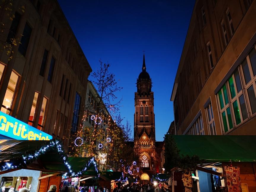 Der Aufreger der Vorweihnachtszeit – Krefelder Weihnachtsmarkt2018