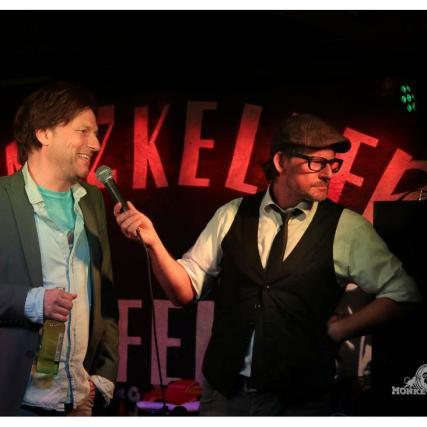 Ludger K mit Volker Diefes