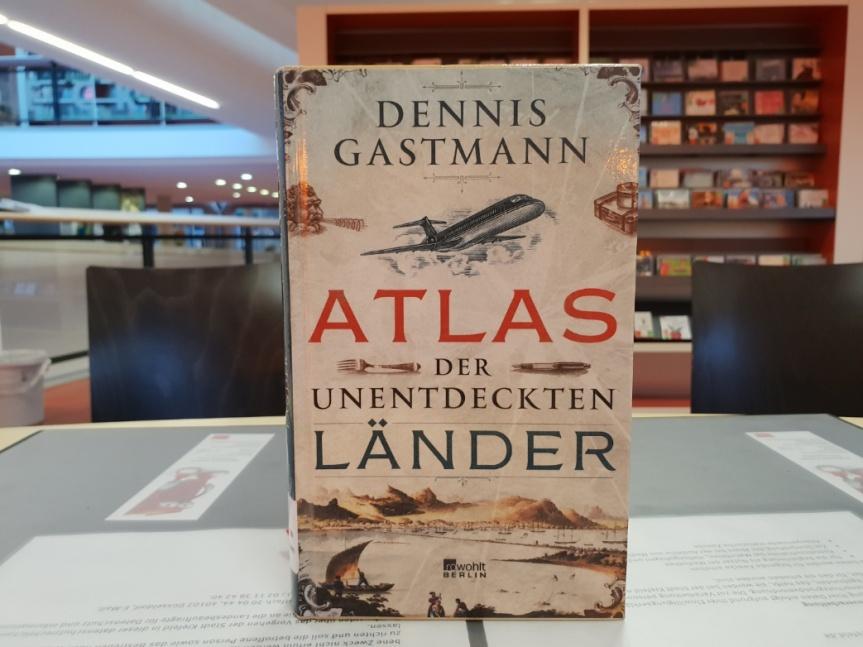 TietzelsTipp: Atlas der unentdeckten Länder von DennisGastmann