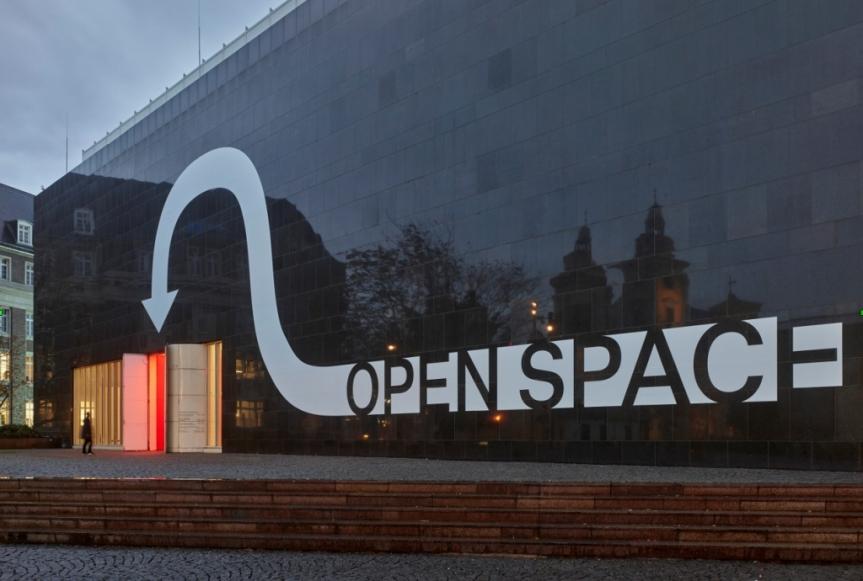 Open Space inDüsseldorf