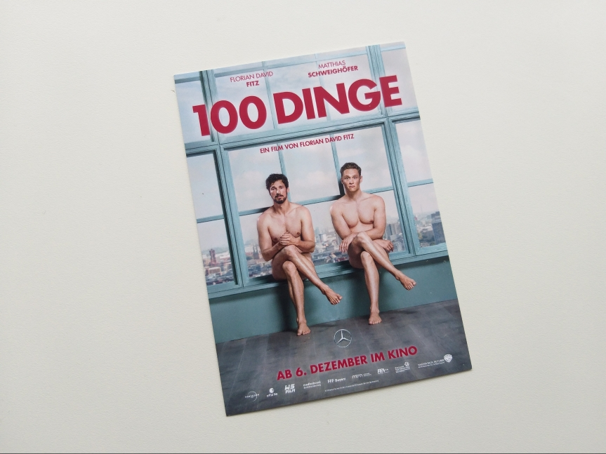 100 Dinge – Ladies Night mit Promis