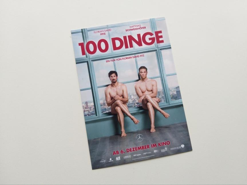 100 Dinge – Ladies Night mitPromis