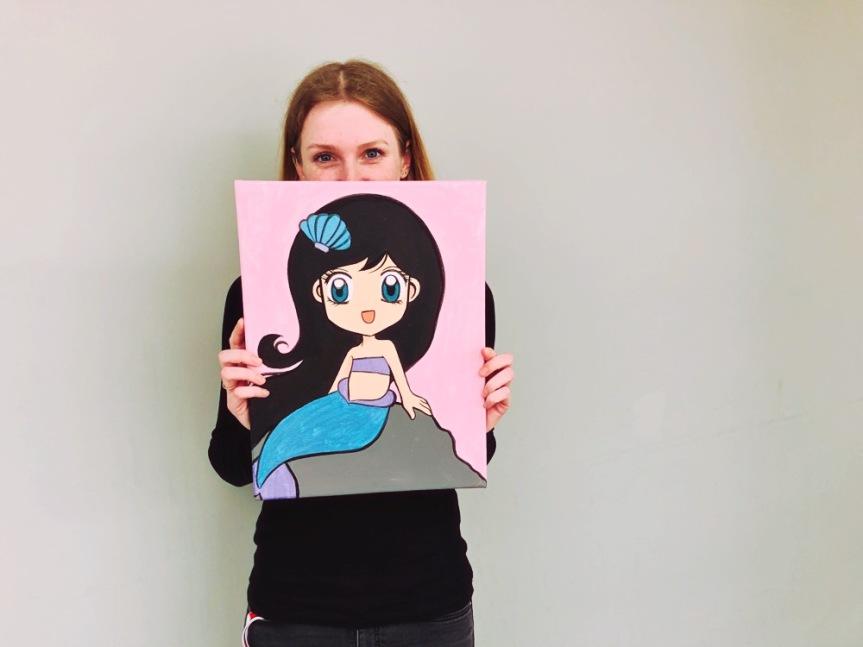 Manga-Magie in derMediothek