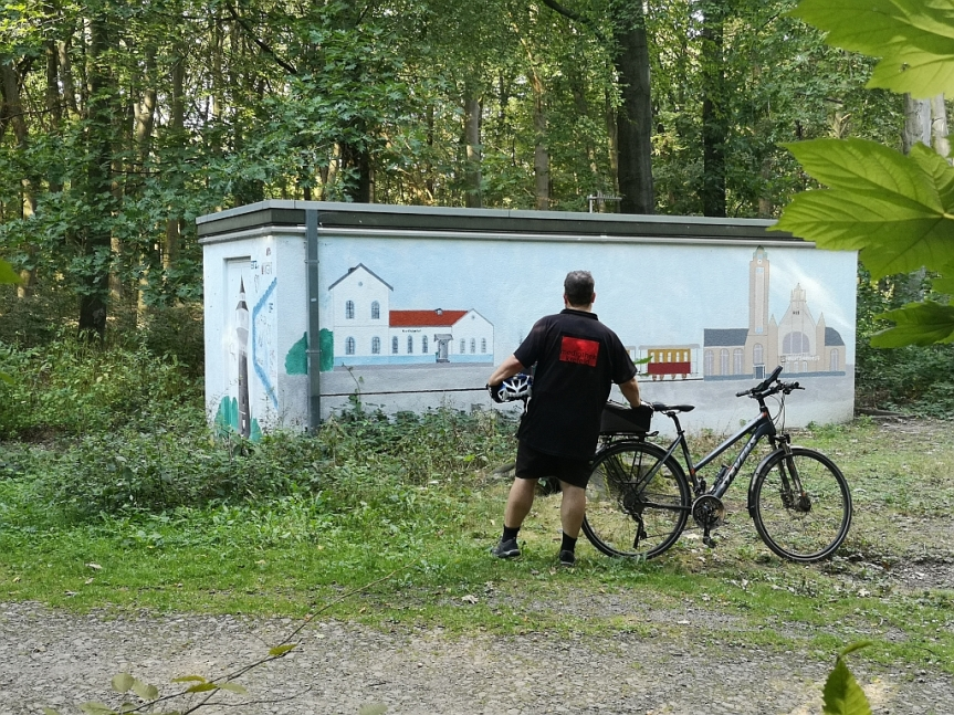 Radtouren der Mediothek – Teil 4 – BuntesKrefeld