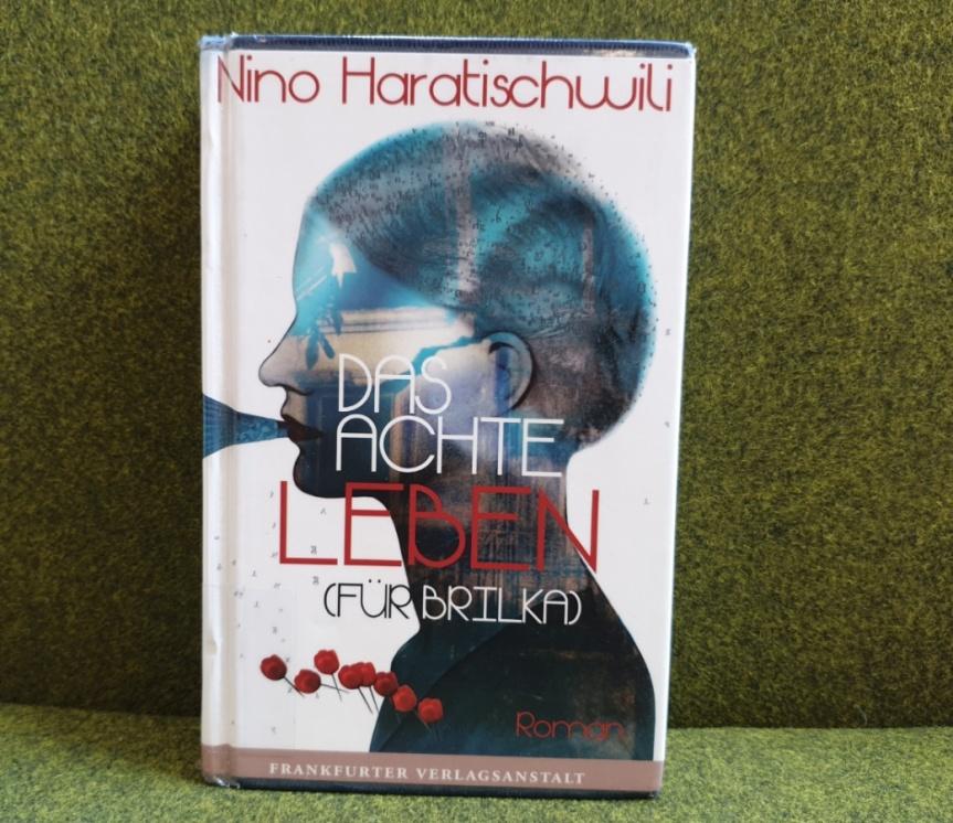 TietzelsTipp: Das achte Leben (Für Brilka) von NinoHaratischwili
