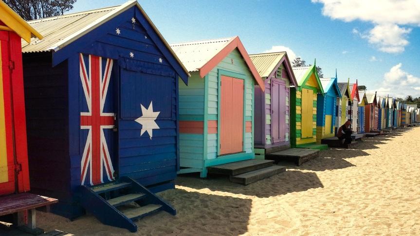 Australia Day im Schatten derBuschfeuer