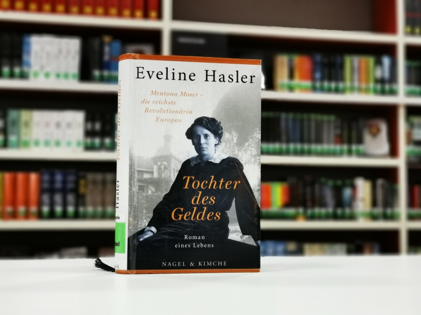 Tietzels Tipp: Tochter des Geldes von EvelineHasler