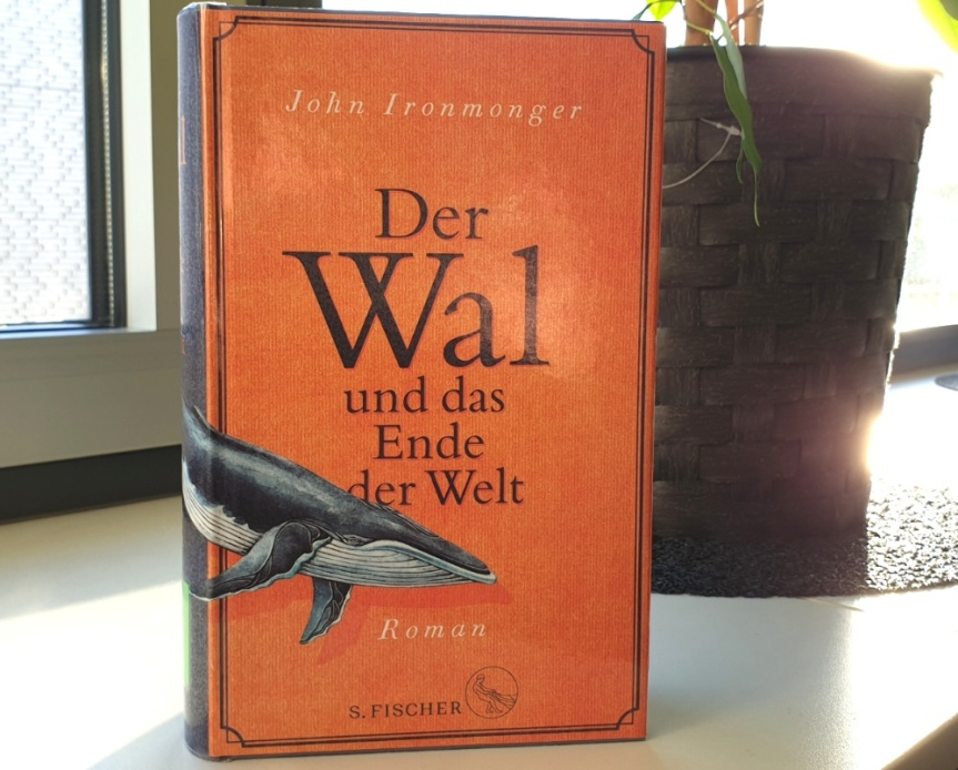 Tietzels Tipp: Der Wal und das Ende der Welt von JohnIronmonger