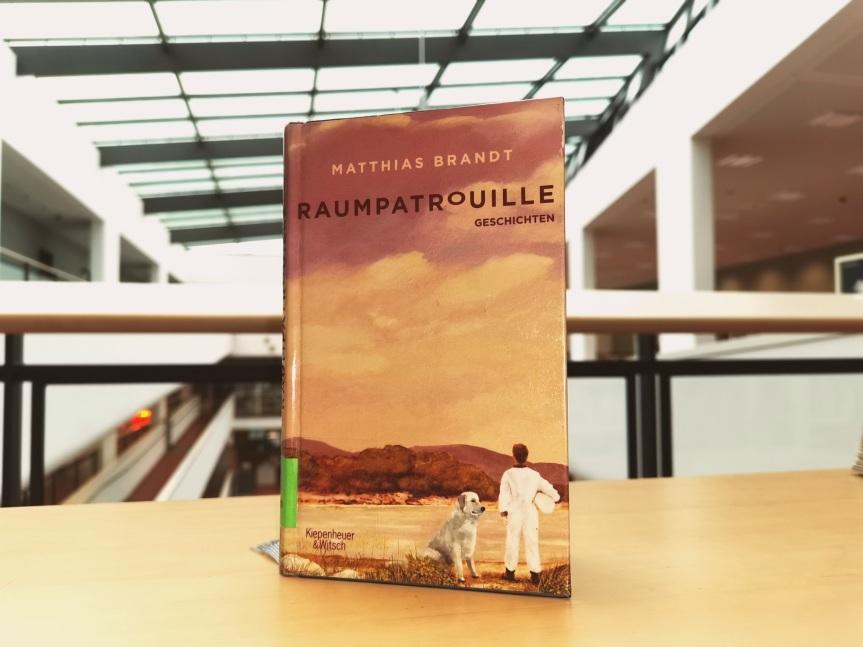 Tietzels Tipp: Raumpatrouille von MatthiasBrandt