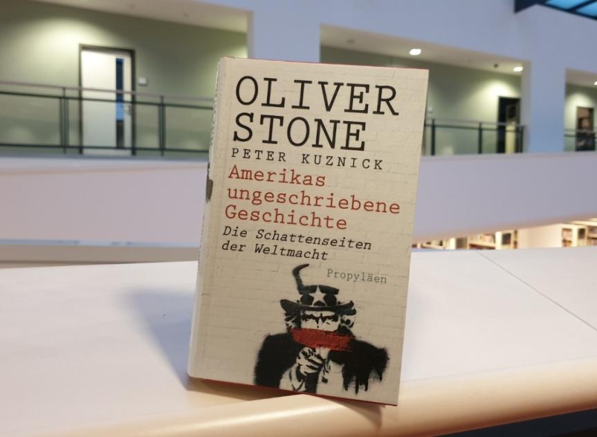 TietzelsTipp: Amerikas ungeschriebene Geschichte  von Oliver Stone und PeterKuznick