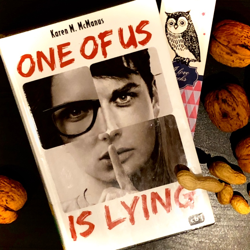 Keine Rezension: One of uns is lying