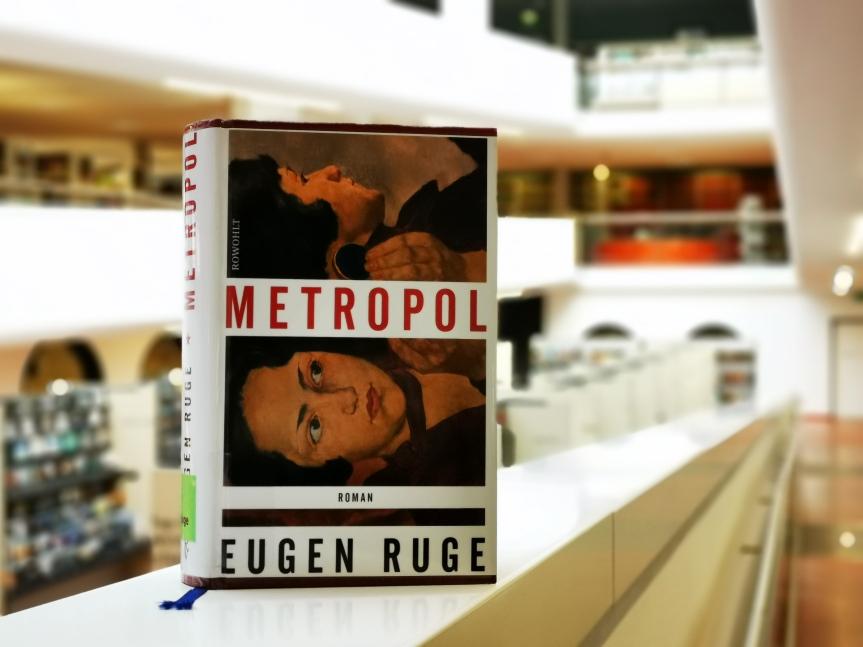 Tietzels Tipp: Metropol von EugenRuge