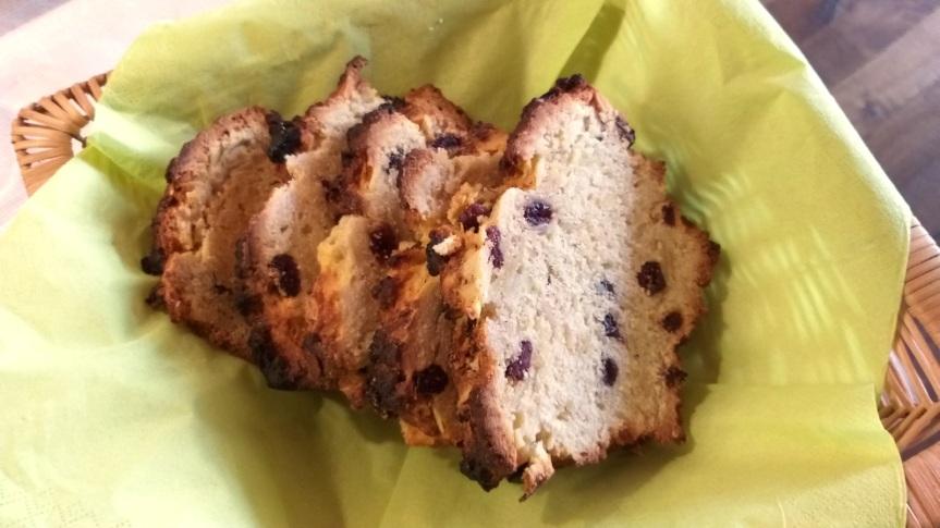 Cranberry-Mandel-Brot