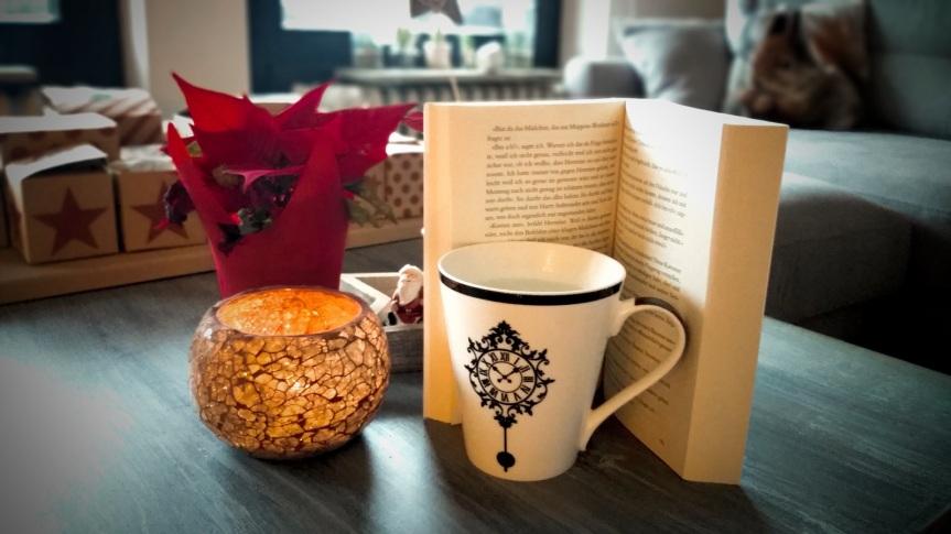 Kaffee, Küsse, Katastrophen – eine Silvester-Kurzgeschichte. Part3