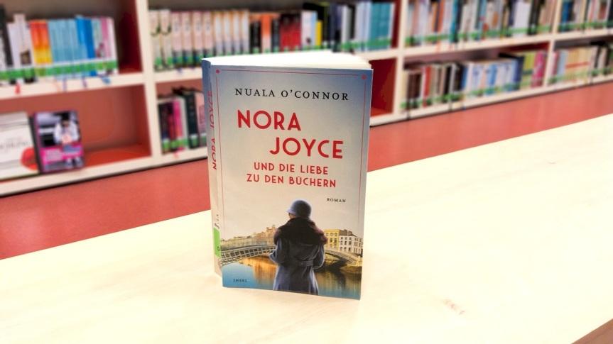 TietzelsTipp: Nora Joyce und die Liebe zu den Büchern von NualaO'Connor